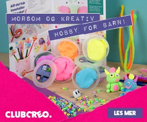 Club Creo - Kreativ hobby for barn